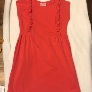 Sweet Hanna Andersson cotton knit dress